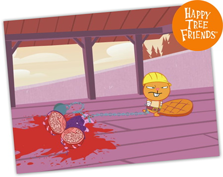 happy tree friends знакомство